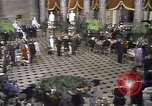 Image of President Ronald Reagan Washington DC USA, 1981, second 4 stock footage video 65675053270