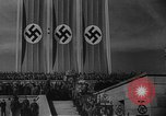Image of Fuhrer Adolf Hitler at sixth Nazi Party Congress Nuremberg Germany, 1934, second 7 stock footage video 65675053277