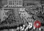 Image of May Day Parade Washington DC USA, 1941, second 10 stock footage video 65675053291