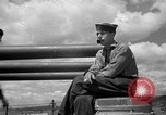 Image of sailors on deck Corregidor Island Philippines, 1945, second 12 stock footage video 65675053294