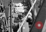 Image of USS Savanna CL-42 Salerno Italy, 1943, second 2 stock footage video 65675053301