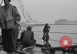 Image of USS Savanna CL-42 Salerno Italy, 1943, second 2 stock footage video 65675053302