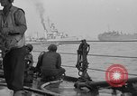 Image of USS Savanna CL-42 Salerno Italy, 1943, second 3 stock footage video 65675053302