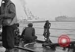 Image of USS Savanna CL-42 Salerno Italy, 1943, second 4 stock footage video 65675053302