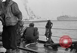 Image of USS Savanna CL-42 Salerno Italy, 1943, second 5 stock footage video 65675053302