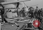 Image of USS Savanna CL-42 Salerno Italy, 1943, second 6 stock footage video 65675053302