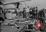 Image of USS Savanna CL-42 Salerno Italy, 1943, second 7 stock footage video 65675053302