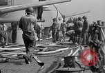 Image of USS Savanna CL-42 Salerno Italy, 1943, second 8 stock footage video 65675053302