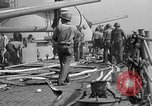 Image of USS Savanna CL-42 Salerno Italy, 1943, second 9 stock footage video 65675053302