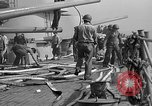 Image of USS Savanna CL-42 Salerno Italy, 1943, second 10 stock footage video 65675053302