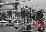 Image of USS Savanna CL-42 Salerno Italy, 1943, second 11 stock footage video 65675053302