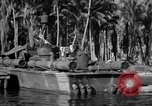 Image of Landing Crafts Mechanized Purata Bougainville Papua New Guinea, 1943, second 8 stock footage video 65675053304
