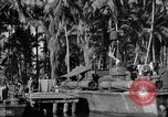Image of Landing Crafts Mechanized Purata Bougainville Papua New Guinea, 1943, second 9 stock footage video 65675053304