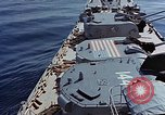 Image of USS Worcester CL-144 Korea, 1950, second 7 stock footage video 65675053314