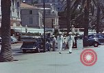 Image of United States sailor Cannes France, 1950, second 4 stock footage video 65675053315