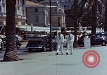 Image of United States sailor Cannes France, 1950, second 6 stock footage video 65675053315