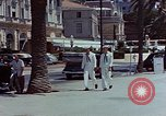 Image of United States sailor Cannes France, 1950, second 9 stock footage video 65675053315