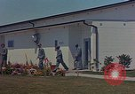 Image of Atlas D missile Omaha Nebraska Offutt Air Force Base USA, 1968, second 5 stock footage video 65675053322