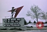 Image of Minuteman II missile Ogden Utah USA, 1965, second 9 stock footage video 65675053325