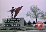 Image of Minuteman II missile Ogden Utah USA, 1965, second 12 stock footage video 65675053325