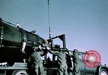 Image of Titan II missile McConnell Air Force Base Kansas USA, 1965, second 6 stock footage video 65675053326