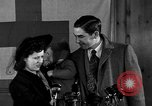 Image of English War Brides New York City USA, 1945, second 2 stock footage video 65675053328