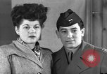 Image of English war brides New York City USA, 1945, second 1 stock footage video 65675053332