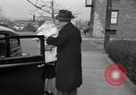 Image of English war bride New York United States USA, 1945, second 11 stock footage video 65675053333