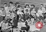 Image of American soldiers Atlantic Ocean, 1946, second 6 stock footage video 65675053342