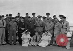 Image of American soldiers Atlantic Ocean, 1946, second 10 stock footage video 65675053343