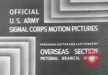 Image of United States soldiers Copenhagen Denmark, 1945, second 2 stock footage video 65675053346