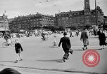 Image of United States soldiers Copenhagen Denmark, 1945, second 7 stock footage video 65675053346