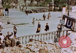 Image of subway entrance Berlin Germany, 1945, second 1 stock footage video 65675053362