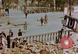 Image of subway entrance Berlin Germany, 1945, second 4 stock footage video 65675053362