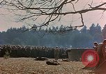Image of German prisoners of war Germany, 1945, second 9 stock footage video 65675053365