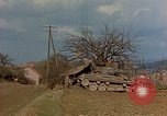 Image of American military vehicles Germany, 1945, second 3 stock footage video 65675053366
