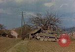 Image of American military vehicles Germany, 1945, second 5 stock footage video 65675053366