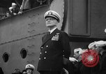 Image of Pacific Battle fleet Diamond Head Hawaii USA, 1945, second 9 stock footage video 65675053377