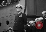 Image of Pacific Battle fleet Diamond Head Hawaii USA, 1945, second 10 stock footage video 65675053377