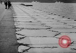Image of Floating Air Strips United Kingdom, 1945, second 6 stock footage video 65675053379