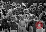 Image of Rodeo competition Huntsville Texas USA, 1945, second 10 stock footage video 65675053380