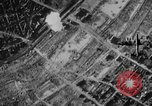 Image of Intensive bombing of Pforzheim Germany Pforzheim Germany, 1945, second 8 stock footage video 65675053382