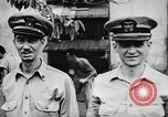 Image of US Navy POWs freed in Philippines Bilibid Philippines, 1945, second 9 stock footage video 65675053383