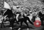 Image of Rodeo event Los Angeles California USA, 1945, second 9 stock footage video 65675053384