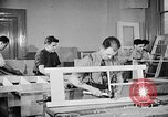 Image of Canadian World War 2 veterans learning trades Toronto Ontario Canada, 1945, second 5 stock footage video 65675053385