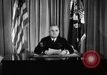 Image of President Truman announces German surrender on VE Day United States USA, 1945, second 7 stock footage video 65675053386