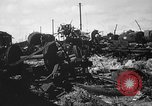 Image of wrecked buildings in Germany after World War II Germany, 1945, second 4 stock footage video 65675053387