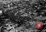 Image of wrecked buildings in Germany after World War II Germany, 1945, second 7 stock footage video 65675053387