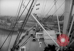 Image of Queen Elizabeth ship United Kingdom, 1946, second 9 stock footage video 65675053405