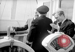 Image of Queen Elizabeth Atlantic Ocean, 1946, second 2 stock footage video 65675053407